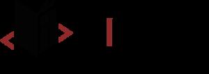 Logo de la Revue Internationale d'Urbanisme (RIURBA) (image d'un journal accolé à un immeuble)